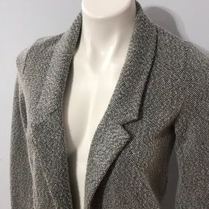 TopShop • Casual gray blazer jacket with pockets